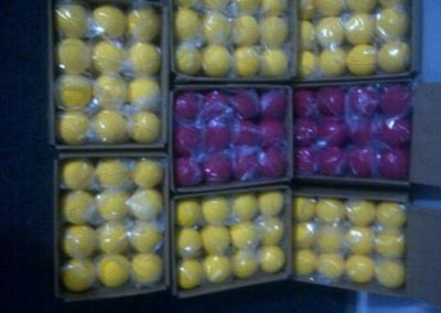 red and yellow dimple balls2