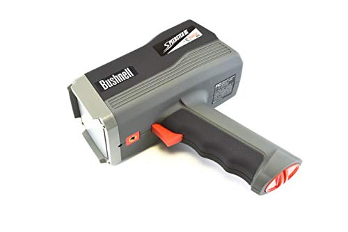 Bushnell Speedster Radar Gun with Speeds from 10 to 200 MPH (Grey)