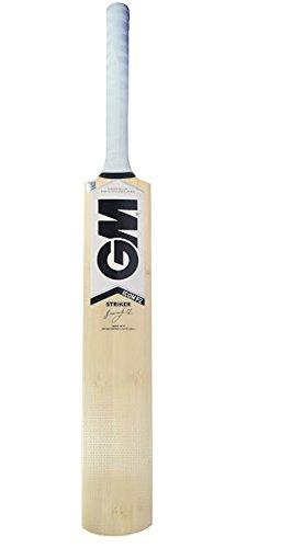 GM Icon F2 Striker Kashmir Willow Cricket Bat, Short Handle