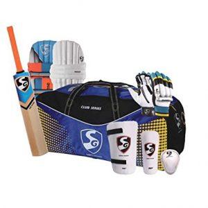 SG Kashmir Eco Kit Cricket Kit