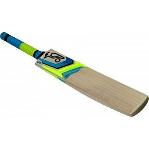 Kookaburra English Willow Cricket Bat with Short Handle (Multicolour, VERVE 100)