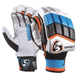 SG Litevate RH Batting Gloves, Adult