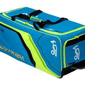"Kookaburra Pro 600 Wheelie Kit Bag (36""x14""x14"" multicolour)"