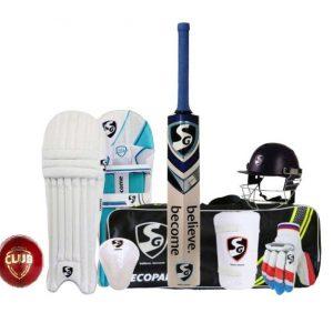 SG Economy Cricket Kit - Full Kit