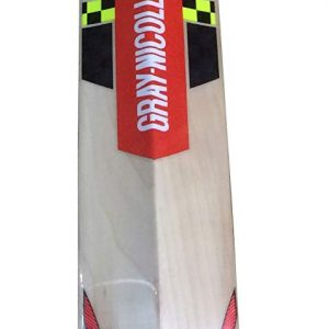 Gray Nicolls GN+ Powerbow English Willow Cricket Bat, Short Handle