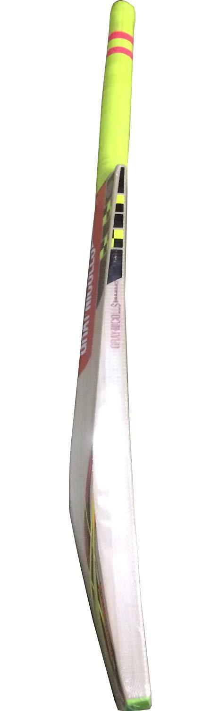Gray Nicolls GN+ Powerbow English Willow Cricket Bat, Short Handle