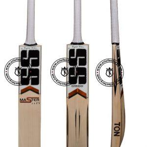 SS Master 2000 English Willow cricket bat