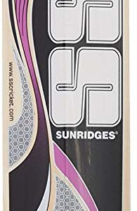 SS KASHMIR WILLOW CRICKET BAT- SLOGGER (COVER INCLUDED)