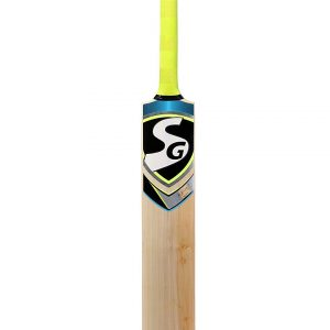 SG Cobra Xtreme English Willow Cricket Bat, Short Handle (Multicolor)
