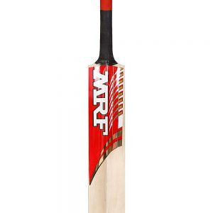 MRF Champion Kashmir Willow Cricket Bat, Short Handle