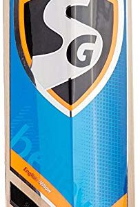 SG Reliant Extreme English Willow Cricket Bat (Color May Vary)