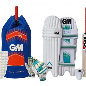 GM Complete Kit Without Helmet Cricket Size-Full